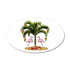 Tropical Holiday Wall Decal