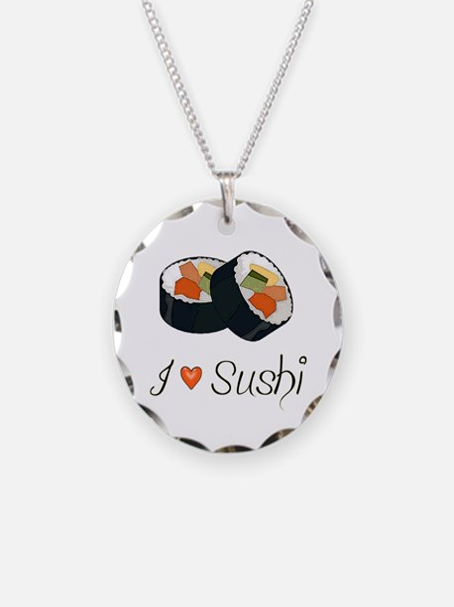 Sushi Necklace