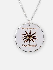 Teacher Necklace