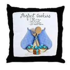 Perfect Cookies Throw Pillow
