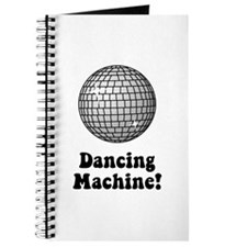Dancing Machine! Journal