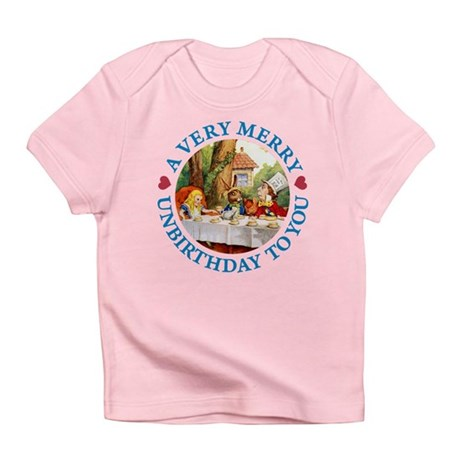 A VERY MERRY UNBIRTHDAY Infant T-Shirt