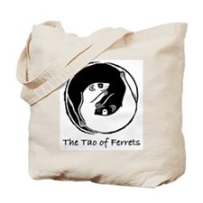 Tao of Ferrets Tote Bag