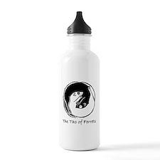 Tao of Ferrets Water Bottle