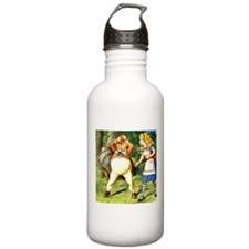 ALICE & TWEEDLEDUM Water Bottle