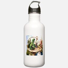 ALICE & THE CATERPILLAR Water Bottle