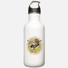 FOLLOW ME TO WONDERLAND Water Bottle