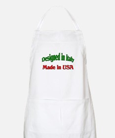 Designed in Italy BBQ Apron