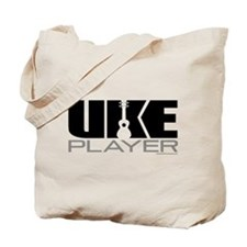 Uke Player Tote Bag