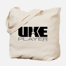 Uke Player Tote Bag