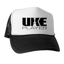 Uke Player Trucker Hat