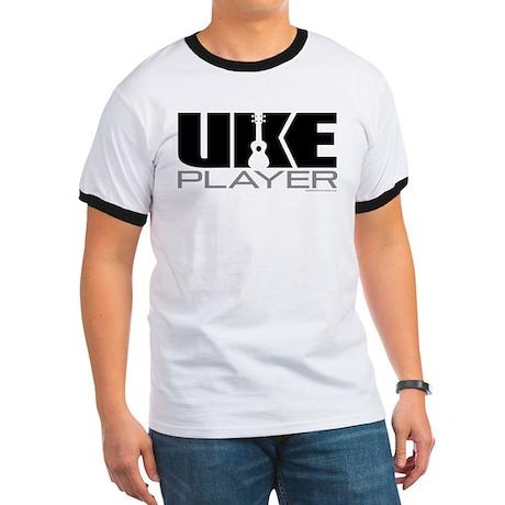 Uke Player Ringer T