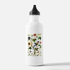 BIRD OF PARADISE JACOBEAN EMB Water Bottle