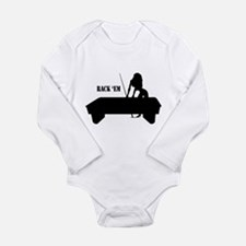 RACK 'EM Long Sleeve Infant Bodysuit