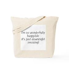 wonderfully huggable Tote Bag