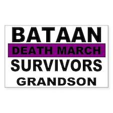 Bataan Death March Survivors Grandson