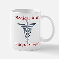 Medical Alert Multiple Drug A Mug