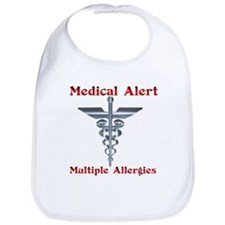 Medical Alert Multiple Drug A Bib