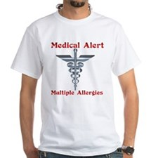Medical Alert Multiple Drug A Shirt