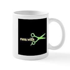 Runs with Scissors Mug