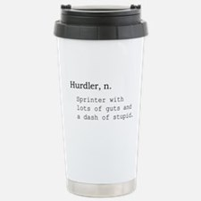 Hurdler Travel Mug