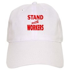 Stand with Workers: Baseball Cap