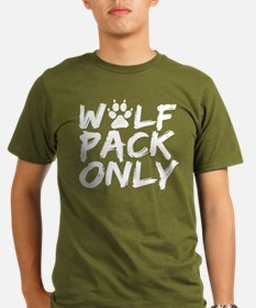 Wolfpack Only (Hangover 2) T-Shirt