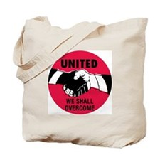 United Against Racism Tote Bag