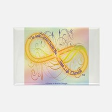 ACIM-Holy Spirit Guides You Rectangle Magnet