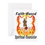 Spiritual Counselor Greeting Cards (Pk of 10)