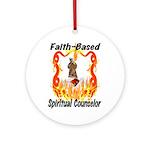 Spiritual Counselor Ornament (Round)