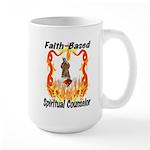 Spiritual Counselor Large Mug