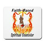 Spiritual Counselor Mousepad