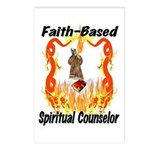 Spiritual Counselor Postcards (Package of 8)