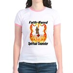 Spiritual Counselor Jr. Ringer T-Shirt