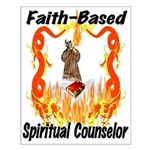 Spiritual Counselor Small Poster