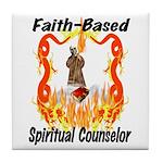 Spiritual Counselor Tile Coaster