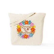 Cute Chronic pain Tote Bag