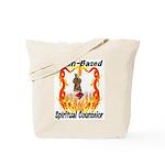 Spiritual Counselor Tote Bag