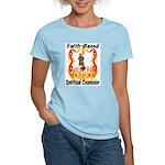 Spiritual Counselor Women's Pink T-Shirt
