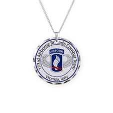 173rd Airborne Necklace