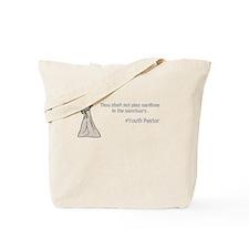 Youth Commandment 1 Tote Bag