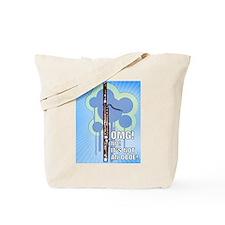 OMG! It's Not an Oboe! Bassoon Tote Bag