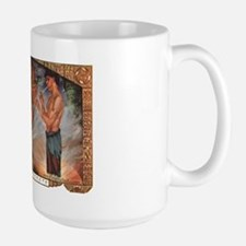 Egyptian Glassblowing Large Mug