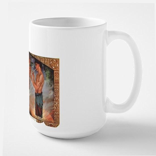 Egyptian Glassblowing Large Mug