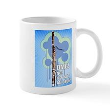 OMG! It's Not an Oboe! Bassoon Small Small Mug
