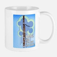 OMG! It's Not an Oboe! Bassoon Small Small Mug