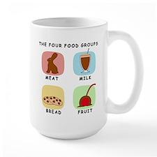 Food Groups Mug