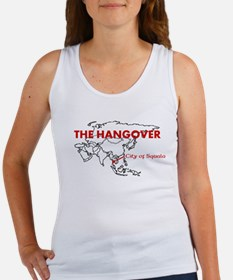 City of Squala, Thailand Hangover Women's Tank Top