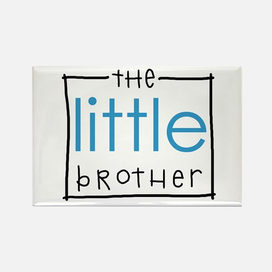 the Little brother Rectangle Magnet